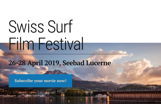 Swiss Surf Film Festival